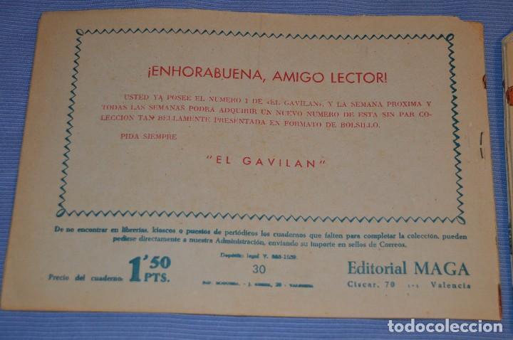 Tebeos: PIEL DE LOBO - Editorial MAGA - NÚM. 30 - Original, buen estado - Años 50/60 ¡MIRA FOTOS/DETALLES! - Foto 2 - 63146476