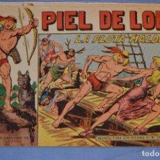 Tebeos: PIEL DE LOBO - EDITORIAL MAGA - NÚM. 29 - ORIGINAL, BUEN ESTADO - AÑOS 50/60 ¡MIRA FOTOS/DETALLES!. Lote 63146592