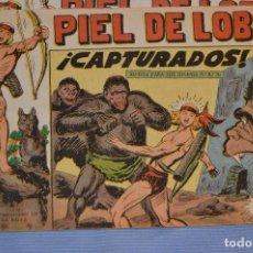 Tebeos: PIEL DE LOBO - EDITORIAL MAGA - NÚM. 28 - ORIGINAL, BUEN ESTADO - AÑOS 50/60 ¡MIRA FOTOS/DETALLES!. Lote 63146692