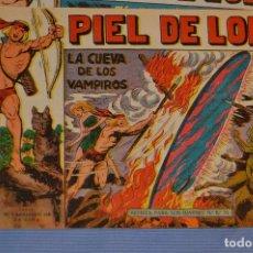 Tebeos: PIEL DE LOBO - EDITORIAL MAGA - NÚM. 27 - ORIGINAL, BUEN ESTADO - AÑOS 50/60 ¡MIRA FOTOS/DETALLES!. Lote 63146808