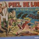 Tebeos: PIEL DE LOBO - EDITORIAL MAGA - NÚM. 26 - ORIGINAL, BUEN ESTADO - AÑOS 50/60 ¡MIRA FOTOS/DETALLES!. Lote 63146904