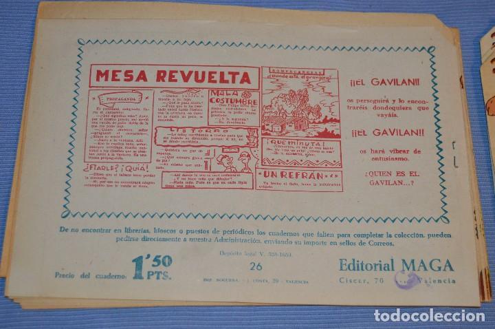 Tebeos: PIEL DE LOBO - Editorial MAGA - NÚM. 26 - Original, buen estado - Años 50/60 ¡MIRA FOTOS/DETALLES! - Foto 2 - 63146904
