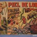 Tebeos: PIEL DE LOBO - EDITORIAL MAGA - NÚM. 24 - ORIGINAL, BUEN ESTADO - AÑOS 50/60 ¡MIRA FOTOS/DETALLES!. Lote 63147004