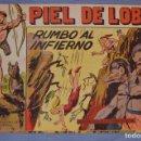 Tebeos: PIEL DE LOBO - EDITORIAL MAGA - NÚM. 23 - ORIGINAL, BUEN ESTADO - AÑOS 50/60 ¡MIRA FOTOS/DETALLES!. Lote 63147116