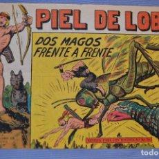 Tebeos: PIEL DE LOBO - EDITORIAL MAGA - NÚM. 22 - ORIGINAL, BUEN ESTADO - AÑOS 50/60 ¡MIRA FOTOS/DETALLES!. Lote 63147228