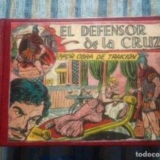 Tebeos: EL DEFENSOR DE LA CRUZ (COLECCION COMPLETA) - MANUEL GAGO (MAGA 1956) - ORIGINAL -. Lote 64081907