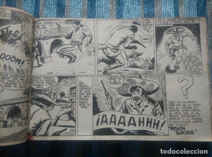 Tebeos: EL RANCHERO (COLECCIÓN CASI COMPLETA) - AMOROS (MAGA 1961) - ORIGINAL - - Foto 2 - 64129263