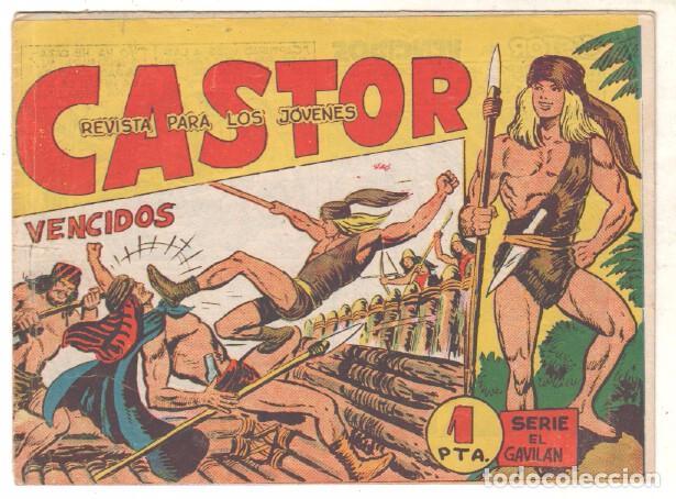 Tebeos: CASTOR COMPLETA original, EDI. MAGA 1962 - lote 41 TEBEOS, VER TODAS LAS PORTADAS - Foto 20 - 64186239