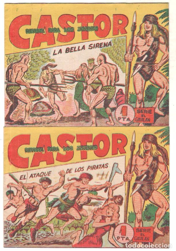 Tebeos: CASTOR ORIGINALES , LOTE NºS - 6,9,10,20,21,22,23,26,32,33,34, LOTE SUJETO A DISPONIBILIDAD - Foto 4 - 64187603