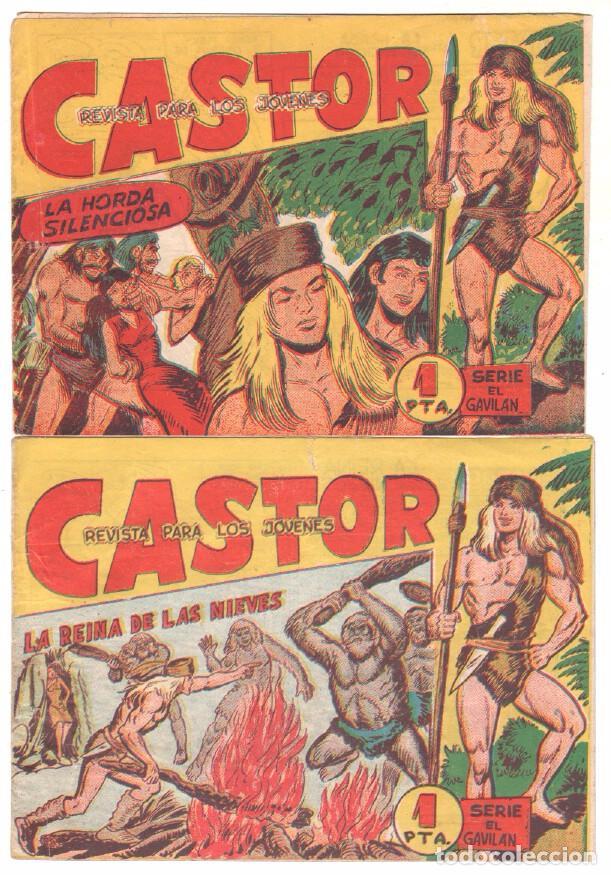 Tebeos: CASTOR ORIGINALES , LOTE NºS - 6,9,10,20,21,22,23,26,32,33,34, LOTE SUJETO A DISPONIBILIDAD - Foto 6 - 64187603