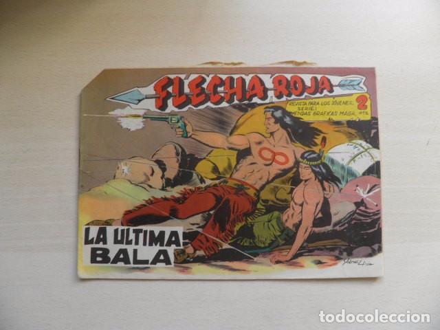 TEBEO DE FLECHA ROJA (Tebeos y Comics - Maga - Don Z)