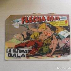 Tebeos: TEBEO DE FLECHA ROJA. Lote 65797686