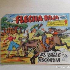 Tebeos: TEBEO DE FLECHA ROJA. Lote 65797950