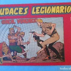 Tebeos: AUDACES LEGIONARIOS , NUMERO 12, MAGA 1958. Lote 67110521