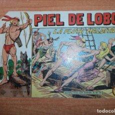 Tebeos: PIEL DE LOBO Nº 29 EDITORIAL MAGA ORIGINAL. Lote 67337385