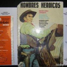 Tebeos: HOMBRES HEROICOS. ED MAGA Nº 6 1962. Lote 67394789