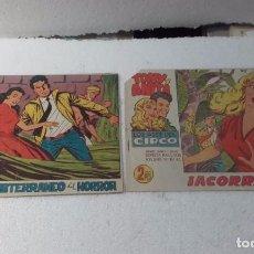 Giornalini: COMIC- TONY Y ANITA- ORIGINALES, LOTA DE 2-. Lote 68117229