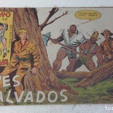 Tebeos: COMIC- RAYO DE LA SELVA-ORIGINAL-1960. Lote 68120917