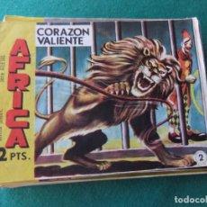 Tebeos: AFRICA LOTE DE 26 NUMEROS EDITORIAL MAGA. Lote 69063645