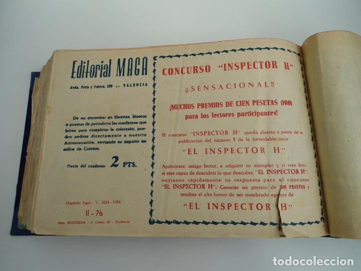Tebeos: APACHE 2ª PARTE - 73 números correlativos ORIGINALES - Ed. MAGA 1958 - Foto 74 - 72137395