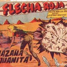 BDs: FLECHA ROJA (MAGA) Nº 29. Lote 72719039