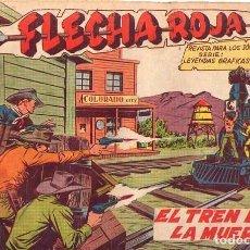 BDs: FLECHA ROJA (MAGA) Nº 31. Lote 72719143