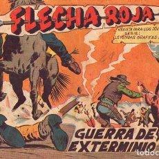 BDs: FLECHA ROJA (MAGA) Nº 32. Lote 72719335