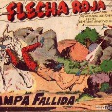 BDs: FLECHA ROJA (MAGA) Nº 36. Lote 72719655