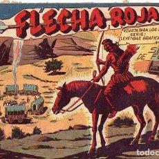 BDs: FLECHA ROJA (MAGA) Nº 39. Lote 72719915