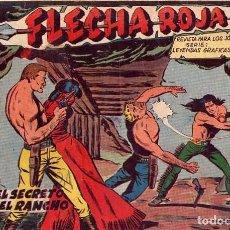 BDs: FLECHA ROJA (MAGA) Nº 42. Lote 72720447