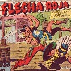 BDs: FLECHA ROJA (MAGA) Nº 46. Lote 72720727