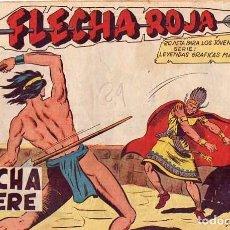 BDs: FLECHA ROJA (MAGA) Nº 50. Lote 72720771