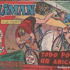 Tebeos: COMIC COLECCION EXTRAORDINARIO DEL CLUB OLIMAN Nº 10. Lote 207011252