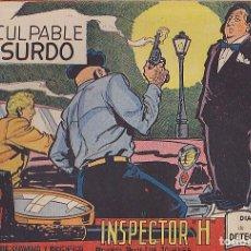 Giornalini: COMIC COLECCION INSPECTOR H Nº 10. Lote 72748155