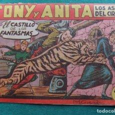 Giornalini: TONY Y ANITA Nº 4 EDITORIAL MAGA 1953. Lote 73748983