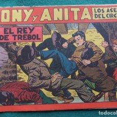 Tebeos: TONY Y ANITA Nº 6 EDITORIAL MAGA 1953. Lote 73750519