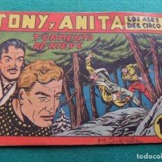 Tebeos: TONY Y ANITA Nº 14 EDITORIAL MAGA 1953. Lote 73751687