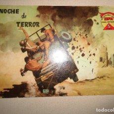 Giornalini: ESPIA SERIE METEORO Nº 36 NOCHE DE TERROR MAGA. Lote 74260995