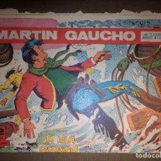 Tebeos: TEBEO - COMIC - MARTÍN GAUCHO - LA ISLA PERDIDA - 11 - MAGA. Lote 74362783