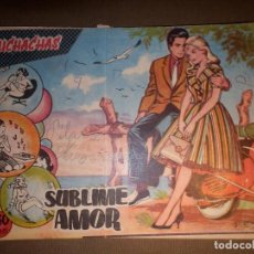 Tebeos: TEBEO - COMIC - MUCHACHAS - SUBLIME AMOR - 18 - MAGA. Lote 74363267