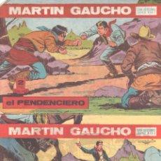 Tebeos: MARTIN GAUCHO ORIGINALES 1964 - LOTE 12 NºS - 1,2,3,4,7,9,12,14,15,30,42,44. Lote 75550415