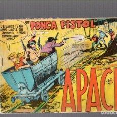 Tebeos: PONCA PISTOL. APACHE. EDITORIAL MAGA. AÑO 1958. Lote 75723839