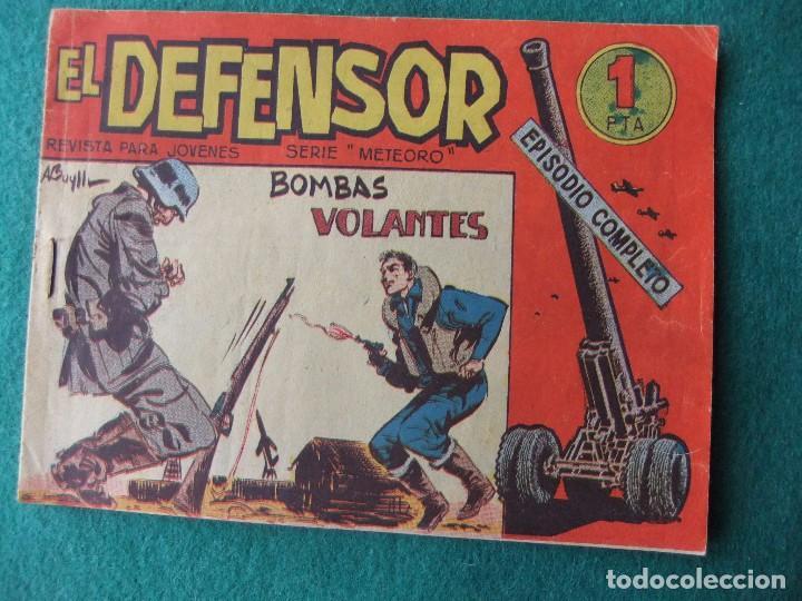 EL DEFENSOR Nº 16 EDITORIAL MAGA (Tebeos y Comics - Maga - Otros)