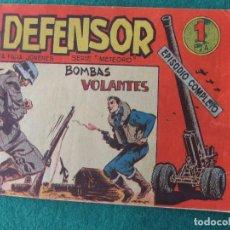 Tebeos: EL DEFENSOR Nº 16 EDITORIAL MAGA. Lote 75974427