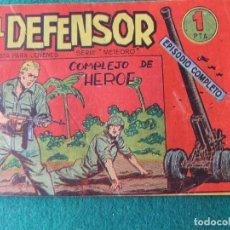 Tebeos: EL DEFENSOR Nº 19 EDITORIAL MAGA. Lote 75974751