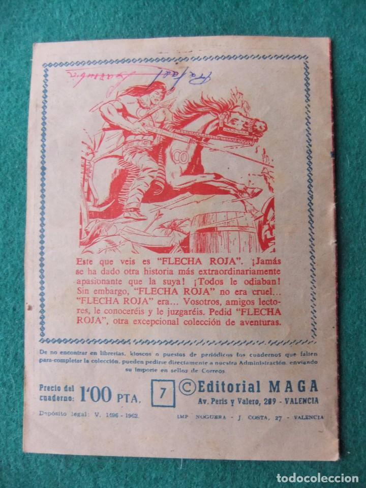 Tebeos: EL GRAN BUSH Nº 7 EDITORIAL MAGA - Foto 2 - 75975107