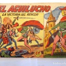 Tebeos: COMIC EL AGUILUCHO LA VICTORIA DL RENCOR SERIE DUQUE NEGRO MAGA. Lote 77513361