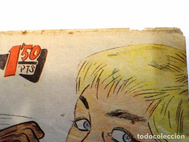 Tebeos: COMIC DON Z, RUTA DE GUERRA SERIE EL PEQUEÑO HEROE Nº69 MAGA - Foto 2 - 77516265
