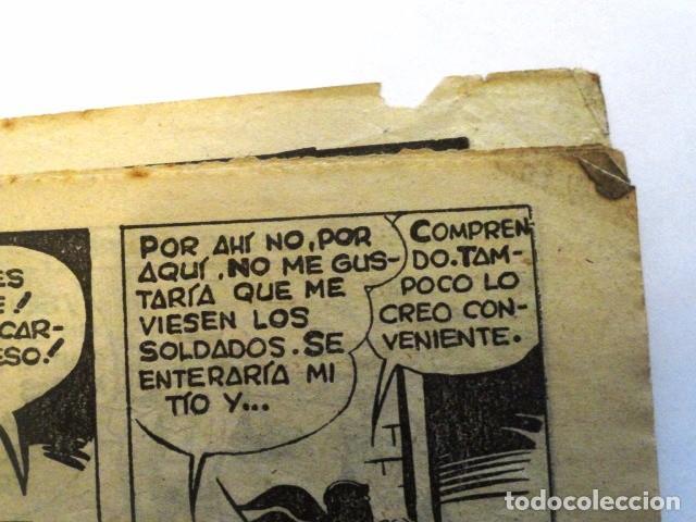 Tebeos: COMIC DON Z, RUTA DE GUERRA SERIE EL PEQUEÑO HEROE Nº69 MAGA - Foto 4 - 77516265