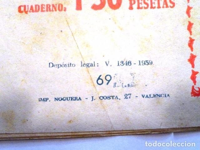 Tebeos: COMIC DON Z, RUTA DE GUERRA SERIE EL PEQUEÑO HEROE Nº69 MAGA - Foto 7 - 77516265